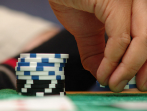 Low on Poker Chips